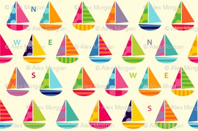 Tiny Boats