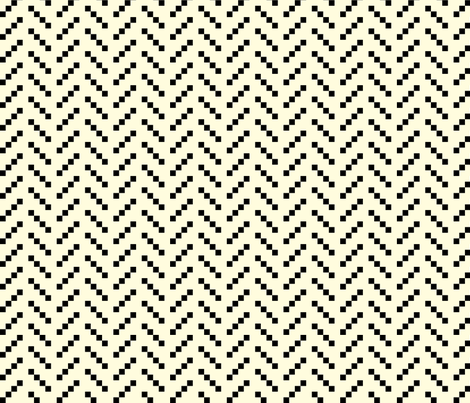 retro_fabric_inspired_black_and_white fabric by victorialasher on Spoonflower - custom fabric