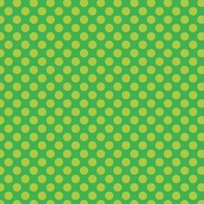 Mid Green Spot