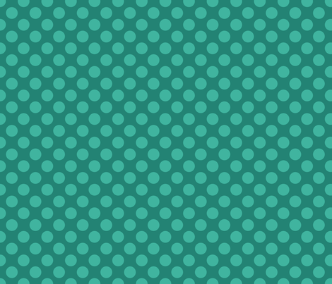 Dark Blue/Green Spot fabric by spellstone on Spoonflower - custom fabric