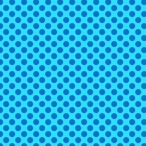 Light Blue Spot