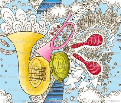 musique celeste M
