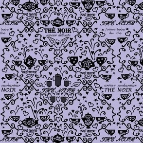 Lilac The Noir