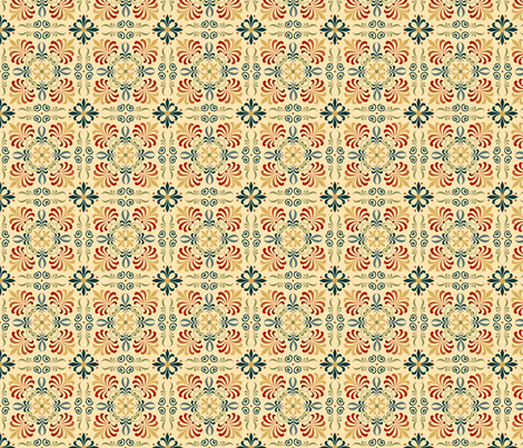 MyMedieval2 fabric by nyteaqueen on Spoonflower - custom fabric