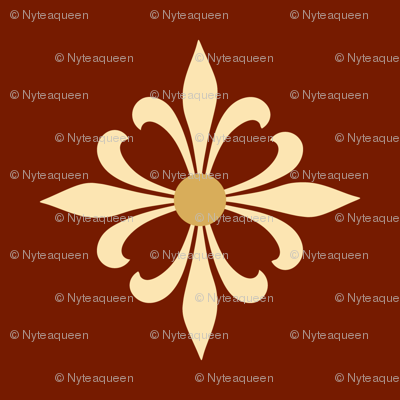 MyMedieval Co-ordinate Red