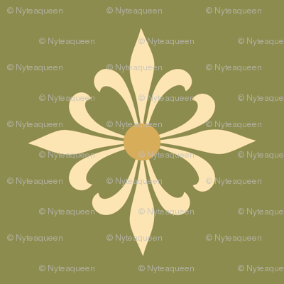 MyMedieval Co-ordinate Green
