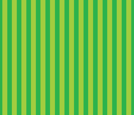 Spellstone stripe_green fabric by spellstone on Spoonflower - custom fabric