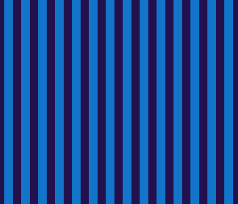 Spellstone Stripe_blue fabric by spellstone on Spoonflower - custom fabric