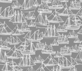 Sailing Ships - Gray