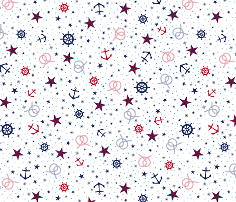 bonnie fabric by papier_chiffon on Spoonflower - custom fabric