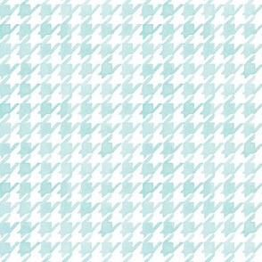 Houndstooth - Blue