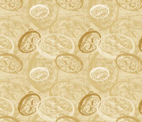 Nautical Navigation fabric by corrinemackrell on Spoonflower - custom fabric