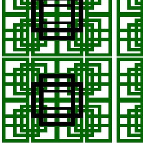 Green and Black squares
