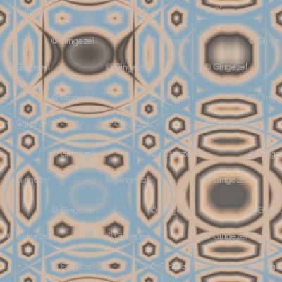 Ocean Villa Pool Pattern 2 © 2010 Gingezel™ Inc.