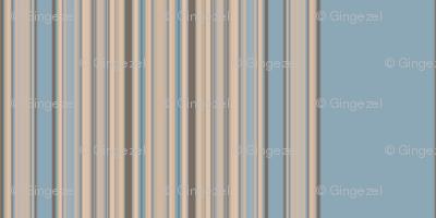 Ocean Villa Pool Stripe © 2010 Gingezel™ Inc.