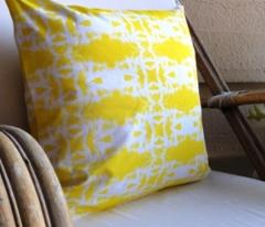 Optical illusion in Yellow