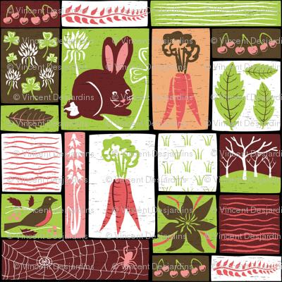 Garden Grid 3