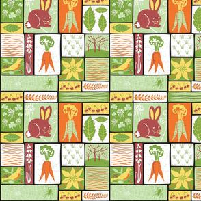 Garden Grid 5