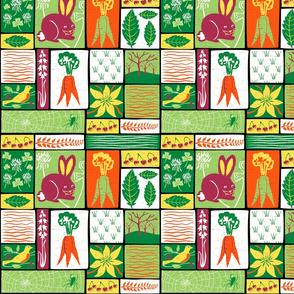 Garden Grid 5A