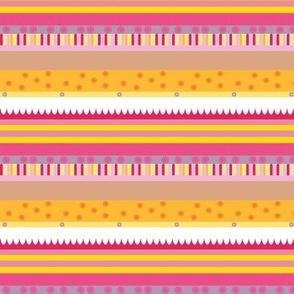 Daisy Stripes