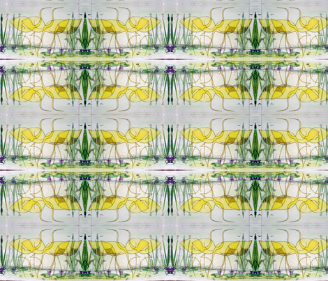 waterbird blur fabric by yarrow4 on Spoonflower - custom fabric