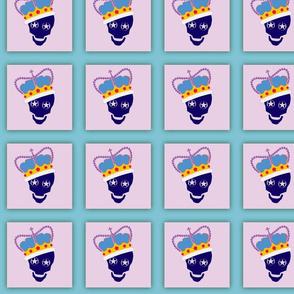 maga2mars's royal skull purple