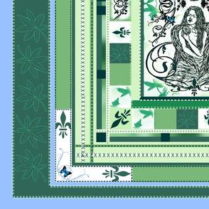 1 yd. quilt Grieving Mothers Garden's-ed-ed-ed-ed-ed-ed-ed