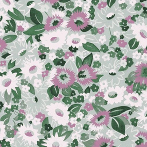Daisies lilac