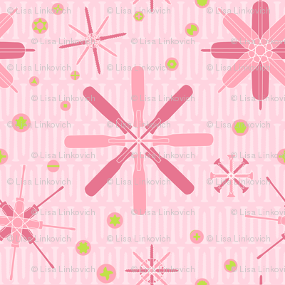 screwdriver garden pink