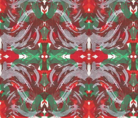 JamJax Smear fabric by jamjax on Spoonflower - custom fabric