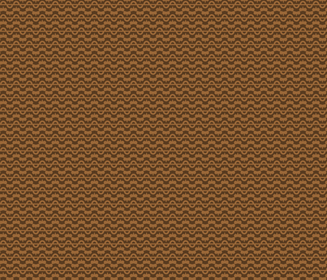 Gear Stripes - Brown