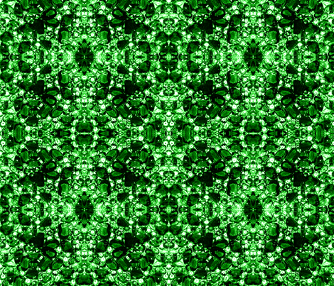 Chrome Diopside fabric by paragonstudios on Spoonflower - custom fabric