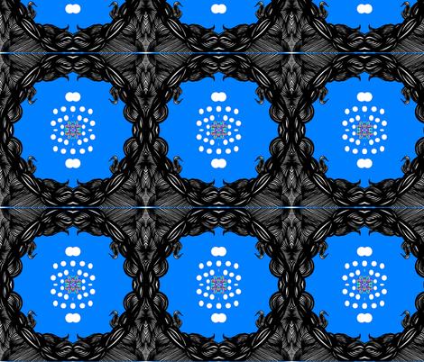 JamJax_Napkinette_Snip_Snip fabric by jamjax on Spoonflower - custom fabric
