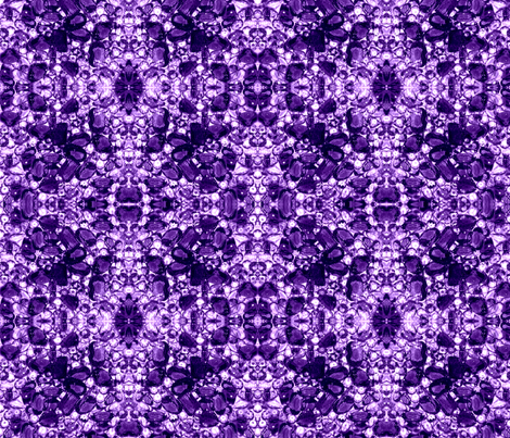 Amethyst fabric by paragonstudios on Spoonflower - custom fabric