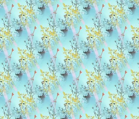 Flowers fabric by renewfabrics on Spoonflower - custom fabric