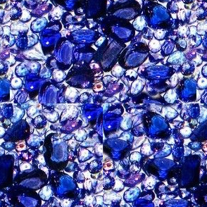 Tons of Tanzanite