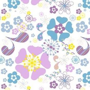 Summer Floral Fun! - © PinkSodaPop 4ComputerHeaven.com