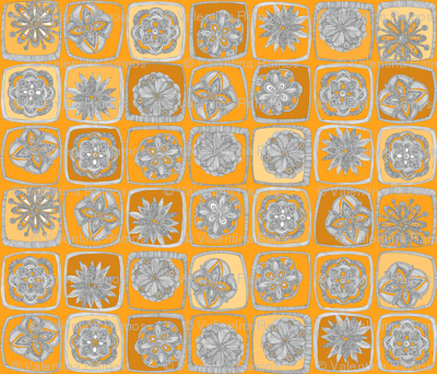 Like a Quilt ~Yellow