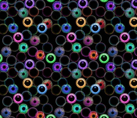 spoonflower_eye fabric by metaphorica on Spoonflower - custom fabric