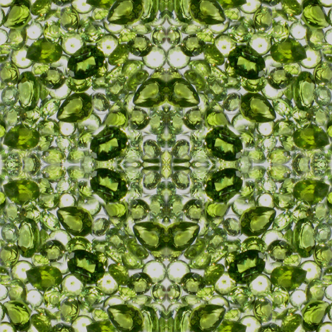Peridot  fabric by paragonstudios on Spoonflower - custom fabric
