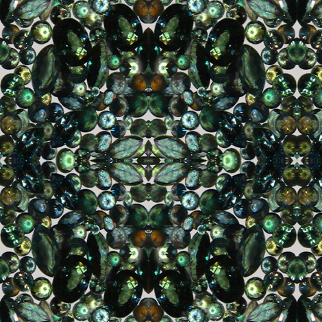 Alexandrite Royal fabric by paragonstudios on Spoonflower - custom fabric