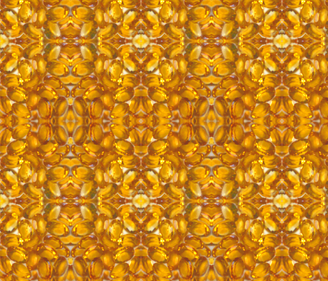 Citrine fabric by paragonstudios on Spoonflower - custom fabric