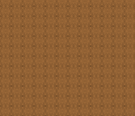 Quarter Gear Tiles - Brown