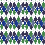 "C'EST LA VIVâ""¢ ARGYLE & DIAMOND Collection_TUESDAY ARGYLE"