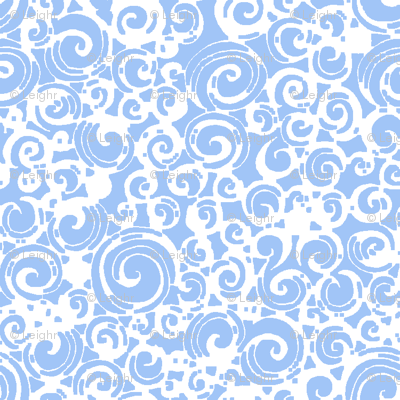 Are You a Hypnotist? (blue/white)