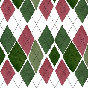 C'EST LA VIV™ ARGYLE & DIAMOND Collection_THURSDAY ARGYLE