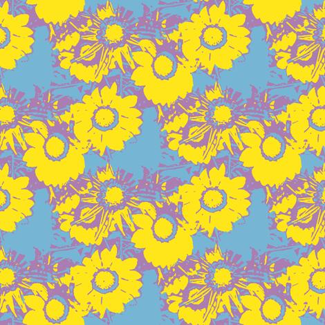 Starburst Print fabric by nalo_hopkinson on Spoonflower - custom fabric