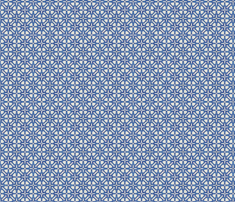 Lumière Glaze - Blue fabric by kristopherk on Spoonflower - custom fabric
