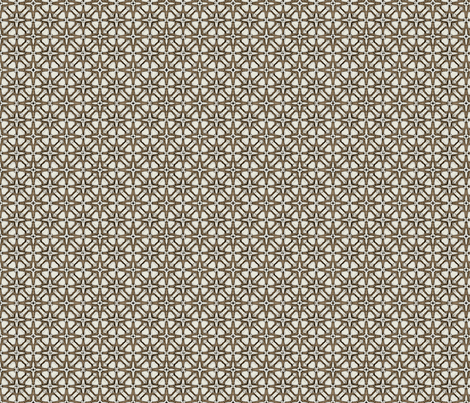 Lumière Glaze - Sepia fabric by kristopherk on Spoonflower - custom fabric