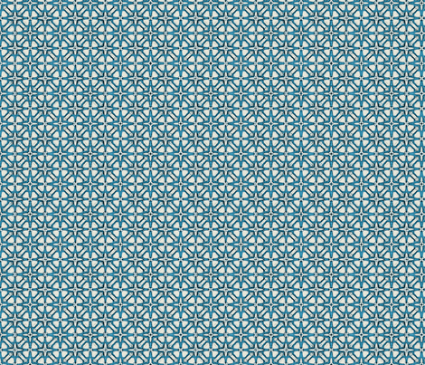 Lumière Glaze - Aquamarine fabric by kristopherk on Spoonflower - custom fabric